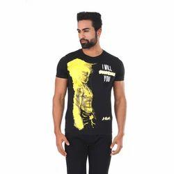 dd735bf47da8 Mens Cotton T-Shirt in Chandigarh, मेन्स कॉटन टी ...