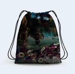 Gadisar Lake Drawstring Bag