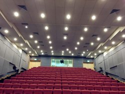 Air Conditioning System For Auditorium