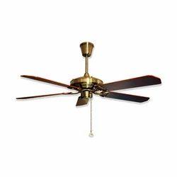 Antique Brass fanzart Classic Vintage Wooden Ceiling Fan