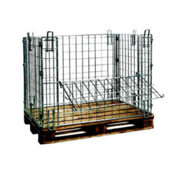 Metal/Steel Pallets To Load And Unload Goods In The Warehouse