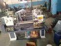 6 Feet Light Duty All Geared Lathe Machines