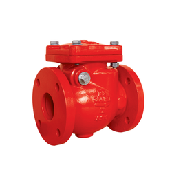 AWWA Flanged Swing Check Valve