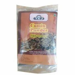 Taj Cumin Powder, Packaging Type: Packet, Packaging Size: 100g