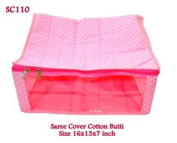 Saree Cover Cotton Butti