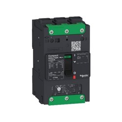 Up to 160A Compact NSXm Molded Case Circuit Breakers