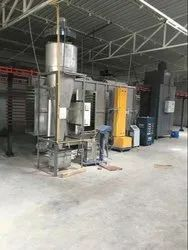 Chass Powder Coating Plants, Automation Grade: Automatic