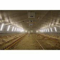 Modular Poultry Sheds, For Shop