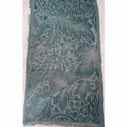 Polyester/ Viscose Stripe Shawls