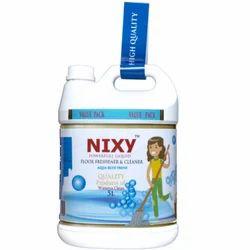 Floor Cleaner Liquid 5 Litre Aqua Blue - Refill