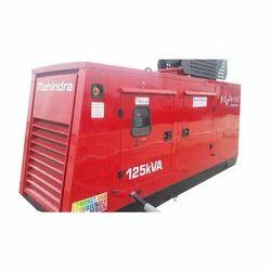 Mahindra 125 kVA Diesel Generator Set