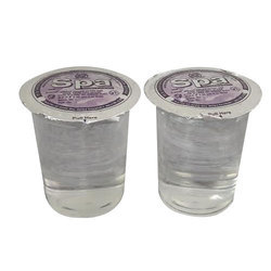 250 ml Spa Packaged Water Glass
