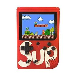 Sup Classic 400-in-1 Digital Video Port Game Console with Battery Handheld Console Classic Retro Vi