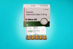Imipramine 50 mg Tablets