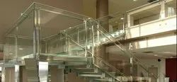Stainless Steel Balcony,Stairs SS Designer Baluster