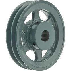 Double V Groove Pulley