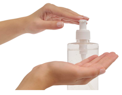 Gramicid Filtered & Alcohol Free Hand Disinfectant