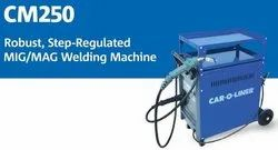 Three Phase MIG Welding Equipment, Automation Grade: Automatic, Current: 200-300 A