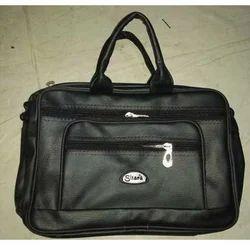 Mens Black Laptop Briefcase Bag
