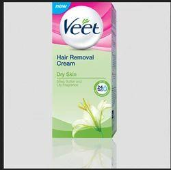 Veet Hair Removal Cream Dry Skin