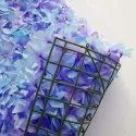 Artificial Hydrangea Flower Panels Party Wall Decoration