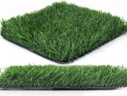 35 Mm Straight Lush Green Artificial Grass