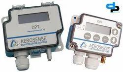 Aerosense Differential Pressure Transmitter Range 150-0-150 Pascal