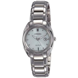 Citizen Analog White Dial Women Watch
