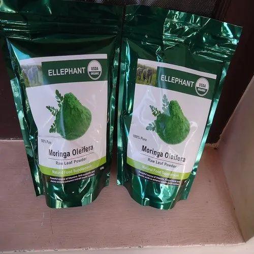 Organic Moringa Leaf Powder (USDA CERTIFIED)