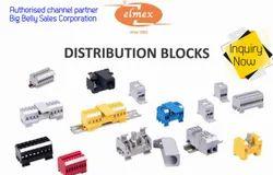 Elmex Distribution Block DBK 1X4 DBK 1X8