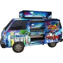 Soda Machine For Vehicle