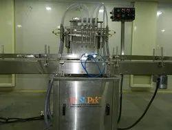 CoconutOil Filling Machine