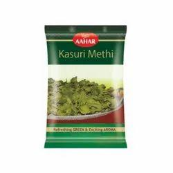 Aahar Kasuri Methi, Packaging Size: 100g