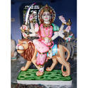 4ft Marble Durga Maa Statue