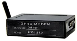 GSM and GPRS Modem
