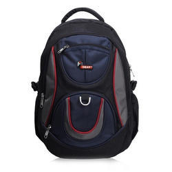334e4039eb61 F-Gear Polyester College Backpack Bag