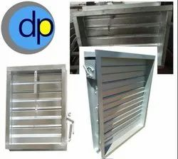 Duct Mounted Fire Smoke Damper