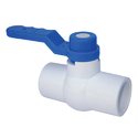 Long Handle Solid Ball Valve