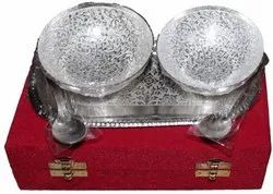 Silver Plated Bowls