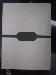 Grey & Black Notebook