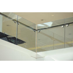 Transparent Architectural Toughened Glass