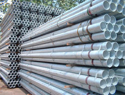 GI Pipes, Diameter: 1/2 Inch And 3/4 Inch