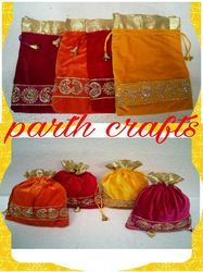 Fancy Cloth Potli