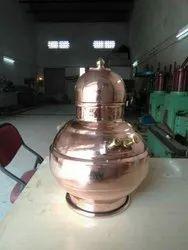 Copper Abhishek Patra
