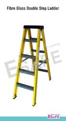 Fiber Glass Double Step Ladder