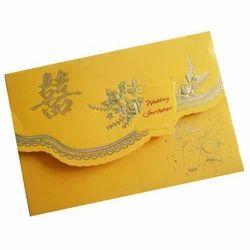 According To Demand Paper Invitation Card Printing