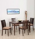 Berry Nilkamal Dinning Table With Chair