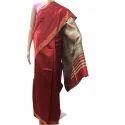 Dupion Silk Handloom Sarees