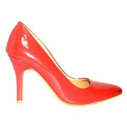 Women Red Heel Shoes