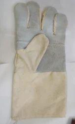 Full Finger Unisex Industrial Cotton Gloves